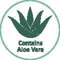 Birch Hand Sanitiser contains Aloe Vera